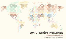 Conflit Israélo palestinien