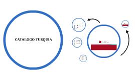 CATALOGO TURQUIA