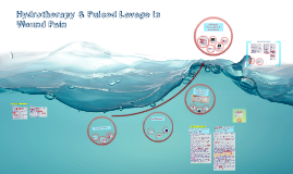 Copy of Hydrotherapy & Pulsed Lavage in Wound Pain