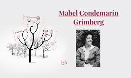 Mabel Condemarín Grimberg