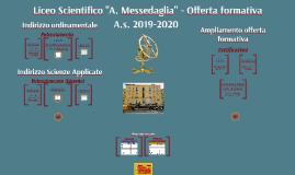 Offerta formativa 2019-2020