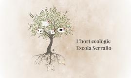 Copy of L'hort ecològic
