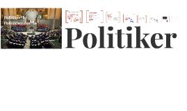 Politiker*In