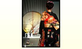 Copy of Kimonos - Geishas & Samurai