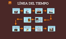 LÍNEA DEL TIEMPO