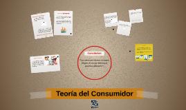 Teoría del Consumidor