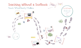 Copy of Teaching Without a Textbook