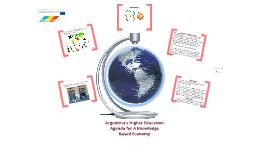 Higher Education: Knowledge Based Economy