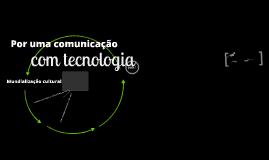 TEO COMUNICA 09 - mundialização cultural