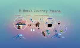 Hero's Journey: Moana