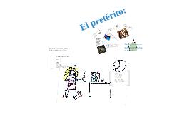 Copy of El pretérito en español