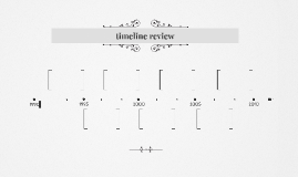 timeline review