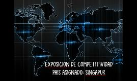 Exposicion Competitividad- Singapur