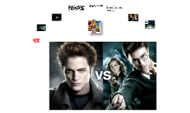 Twilight VS Harry Potter