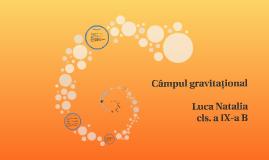 Copy of Campul gravitational