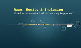 Race, Equity & Inclusion