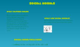 Social Norm aclark