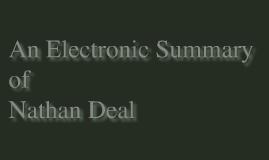 Electronic Summary