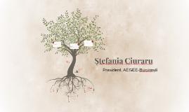 Ștefania Ciuraru