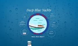 Deep Blue Yachts