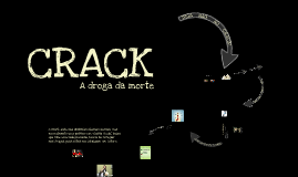 CRACK - A droga da morte