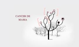 cancer de mama
