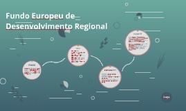 Fundo Europeu de Desenvolvimento Regional