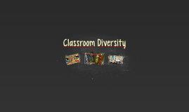 Copy of Classroom Diversity