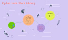 Cy-Fair Lone Star's Library