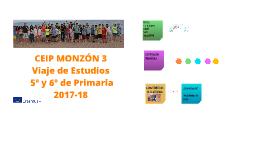 Copy of Copy of Copy of Copy of CEIP MONZÓN III