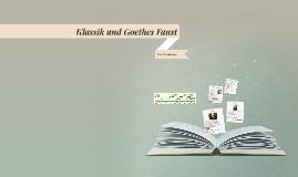 Klassik und Goethes Faust