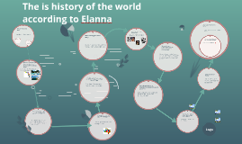 The is history of the world acorrding to Elanna
