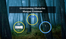 Overcoming Obstacle