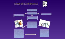 Copy of LEYES DE LA ROBOTICA