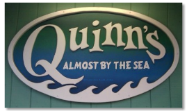 "Quinn's ""Almost by the Sea"""
