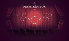 Presentación TOK
