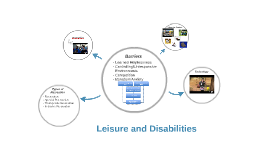 Leisure and Disabilities