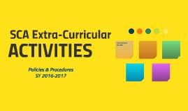 Extra-Curricular