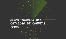 Copy of CLASIFICACION DEL CATALOGO DE CUENTAS (PUC)