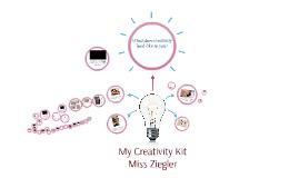 My Creativity Kit