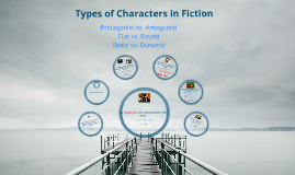 Copy of Types of Characters in Fiction