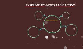 EXPERIMENTO MOCO RADIOACTIVO