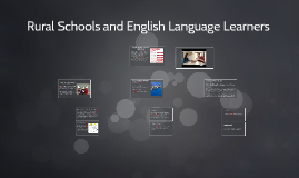 Rural Schools and English Language Learners
