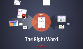 Lesson 7 - The Right Word