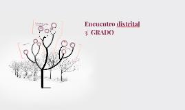 Copy of DE2-3 Encuentro distrital 3° GRADO