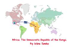 Africa: The Democratic Republic of the Congo.