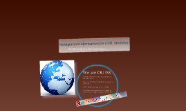 CESL New Student Orientation