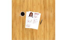 Copy of Free CV / Resume Prezi Template