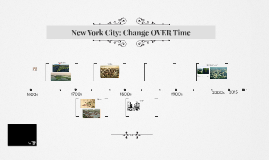 New York City: Change OVER Time