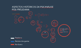 Copy of ASPECTOS HISTÓRICOS DA PSICANALISE POS-FREUDIANA